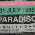 Paradiso Grijs Print